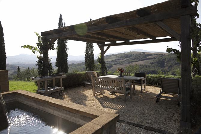 A room with a view genieten in een luxueuze toscaanse vakantievilla